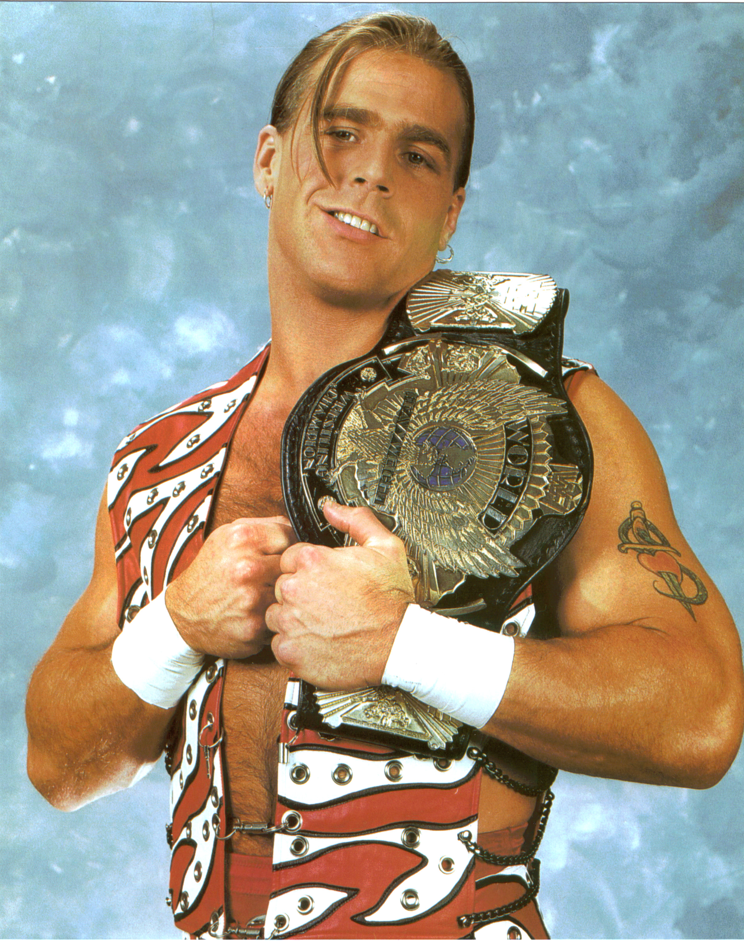 Shawn michaels returning to wwe-8388