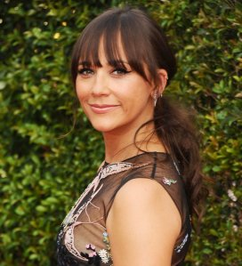 LOS ANGELES, CA - SEPTEMBER 12: Actress Rashida Jones attends the 2015 Creative Arts Emmy Awards at Microsoft Theater on September 12, 2015 in Los Angeles, California. (Photo by Jason LaVeris/FilmMagic)